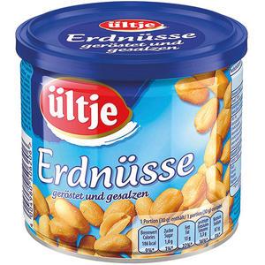 Ültje Erdnüsse, geröstet/gesalzen