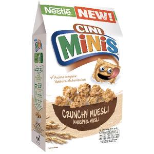 Nestlé Cini Mini Knusper-Müsli