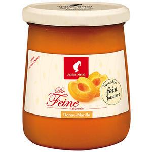 Julius Meinl Die Feine Donau-Marille, Marmelade naturrein, besonders fein passiert