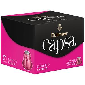 Dallmayr Capsa Espresso Barista 8, Nespresso-kompatibel, 10 Kaffeekapseln