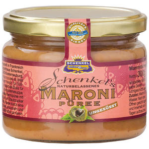 Schenkel Maroni-Püree naturbelassen, ungesüsst