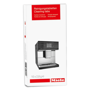 Miele Reinigungstabletten für Kaffeevollautomaten - Herst. Art. Nr.: 10270530