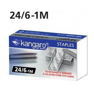Heftklammern Nr. 24/6-1M, 40VE á 1.000 Stk.