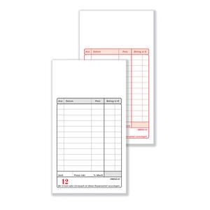 Kassenblock G1, 10er Pack