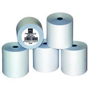 Thermorollen 80/25m/12mm, BPA-Frei, 10VE á 5Rollen (=50R)