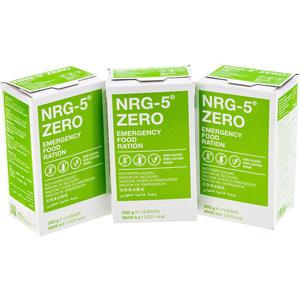 NRG-5 Zero Notration 500g, MHD 20 Jahre, 3 x 500 g