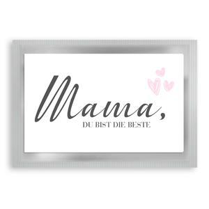"""Teepostkarte """"Mama"""""""