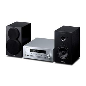MCR-N 470 D silver/black CD-Hifi-System inkl. MusicCast