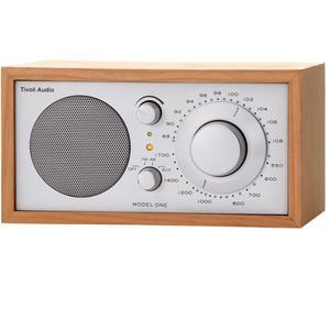 Model One kirsche/Front silber M1A-0210-EU Mono-Tischradio