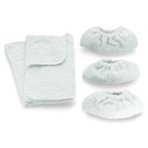 Frottee-Tuchset für Dampfreiniger Kärcher Frottee-Tuchset 6.960-019