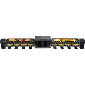 7584.42 Vario Flex schwarz Raclette
