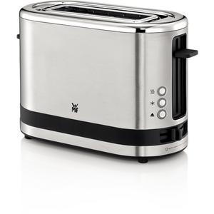 KÜCHENminis 1-Scheiben-Toaster cromargan matt Toaster