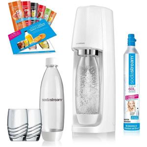 Easy Promopack weiß Trinkwasser-Sprudler