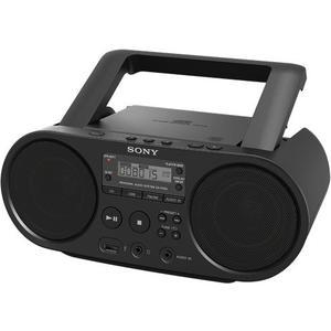 ZS-PS 50 B.CED tragbarer USB/Radio/MP3/CD-Recorder, schwarz