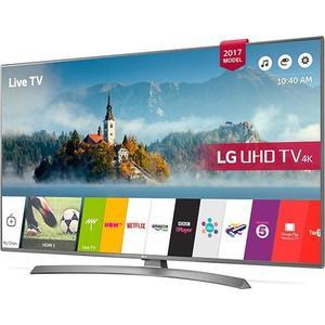 49 UJ 670V 123cm LED-Fernseher UltraHD