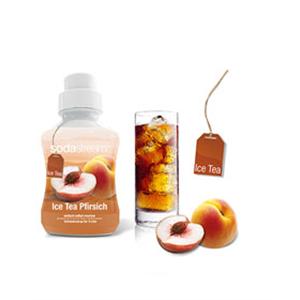 Konzentrat Ice-Tea Pfirsich-375 ml Getränkesirup