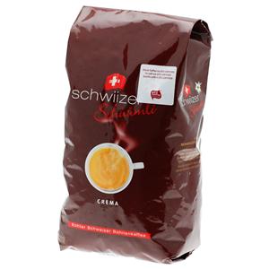 Schwiizer Crema Bohnenkaffee 1kg