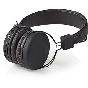 HPBT1100BK On-Ear-Kopfhörer   Bluetooth®   Faltbar   Schwarz