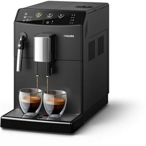 HD 8827/01 Serie 3000 schwarz Espresso/Kaffee-Vollautomat