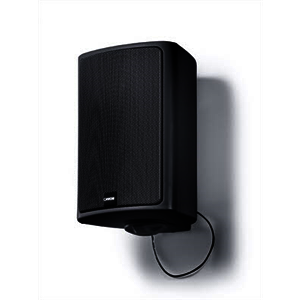 Pro X.3 schwarz Indoor/Outdoor Stereo-Lautsprecher (passiv) - Stückpreis