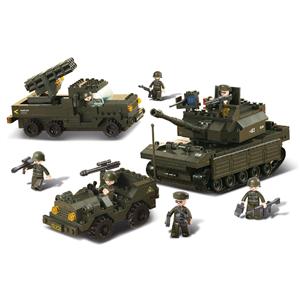 M38-B6800 Bausteine Army Serie Armee-Set