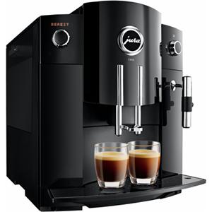 C600 schwarz (baugleich mit C60) Espresso/Kaffee-Vollautomat