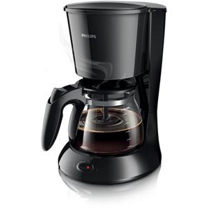 HD 7461/20 Daily Collection schwarz Filter-Kaffeemaschine