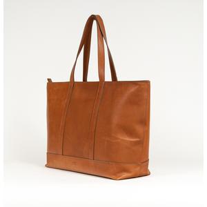 Jost Futura Shopper - Farbe: cognac