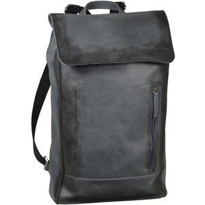 Jost Daypack / Rucksack Narvik 1345-001 schwarz Leder