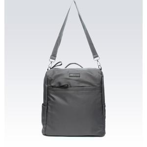 Laster Rucksack Tasche grau - Variante