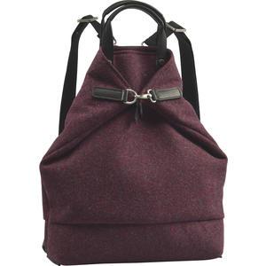 Jost Farum Rucksack X-Change (3in1) Bag S - Farbe: bordo