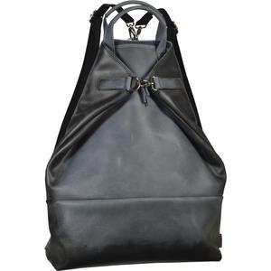 Jost Narvik Rucksack X-Change (3in1) L - Farbe: grau/Antrazit Leder