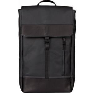 Jost Daypack / Rucksack Billund Cavas gewachst+Leder schwarz 1152-001