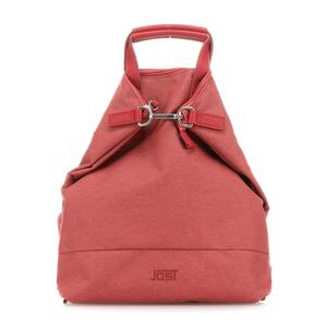 Jost Bergen Rucksack X-Change (3in1) Bag XS - Farbe: Backsteinrot