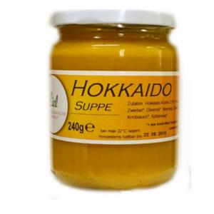 Bio Hokkaidosuppe Spezialität aus Wien