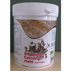 Keimlingsmehl, ohne Weizen, 700 g - aus dem Burgenland