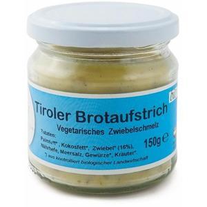 Tiroler Bratlfett veganes Bio-Zwiebelschmalz aus Wien