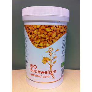 Global Vital Buchweizen gekeimt, 250 g