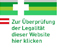 Logo des Bundesamtes für Sicherheit im Gesundheitswesen mit Link zu dessen Website