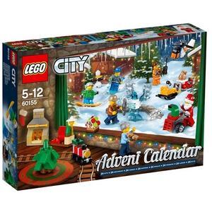 Lego City - LEGO® City Adventskalender 2017 - 60155