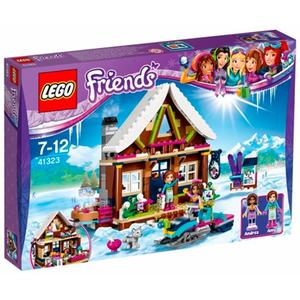 LEGO Friends - Chalet im Wintersportort - 41323