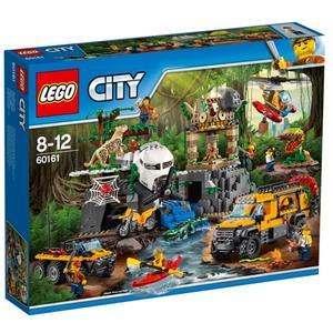 Lego City - Dschungel-Forschungsstation - 60161