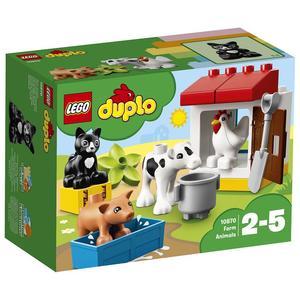 Duplo - Tiere auf dem Bauernhof - 10870