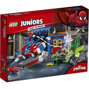 Juniors - Großes Kräftemessen von Spider-Man und Skorpion - 10754
