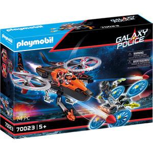 PLAYMOBIL® Galaxy Police - Galaxy Pirates-Heli - 70023