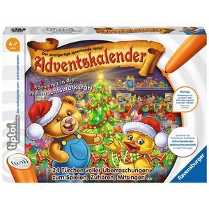 tiptoi® Adventskalender - die Weihnachtswerkstatt 2018 - Ravensburger