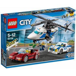 City - Rasante Verfolgungsjagd - 60138