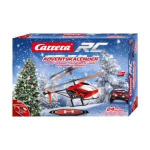 Carrera RC - Adventskalender mit 2,4GHz RC Helikopter - 116165