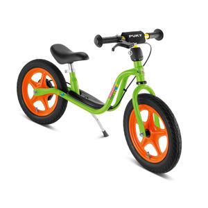 Puky - Laufrad LR 1 grün mit Bremse, Ständer und Luftbereifung - 4031