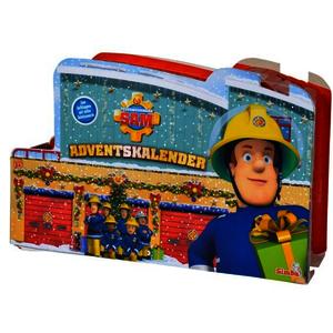 Simba - Feuerwehrmann Sam™ Adventskalender - 109251022